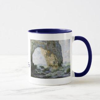 Mug Le Manneporte par Claude Monet