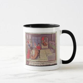 Mug Le mariage de Renaud De Montauban et