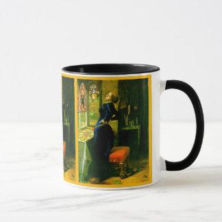 Mug Le Marianne dans le ~John Moated Everett Millais