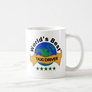 Mug Le meilleur chauffeur de taxi du monde