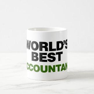 Mug Le meilleur comptable du monde