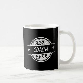 Mug Le meilleur entraîneur toujours blanc