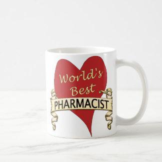 Mug Le meilleur pharmacien du monde