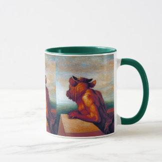 Mug Le Minotaur par George Frederic Watts