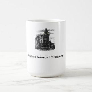 Mug Le Nevada occidental paranormal