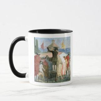 Mug Le nouveau monde, 1791-97 (huile sur la toile)