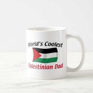 Mug Le papa palestinien le plus frais