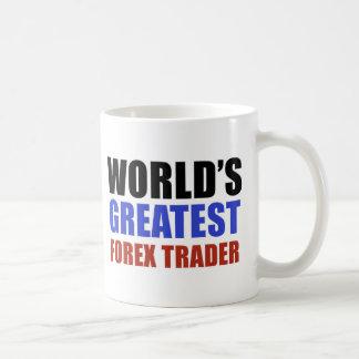 Mug Le plus grand commerçant des forex du monde