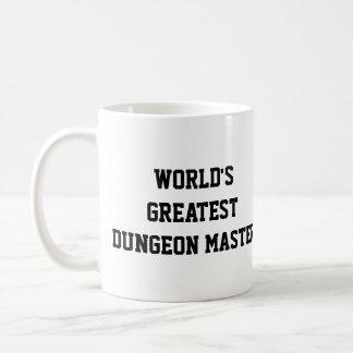 Mug Le plus grand maître du cachot du monde