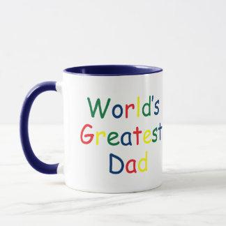Mug Le plus grand papa des mondes