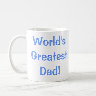 Mug Le plus grand papa du monde !