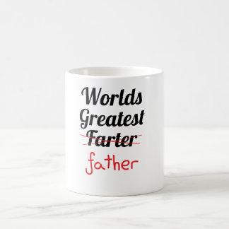 Mug Le plus grand père des mondes