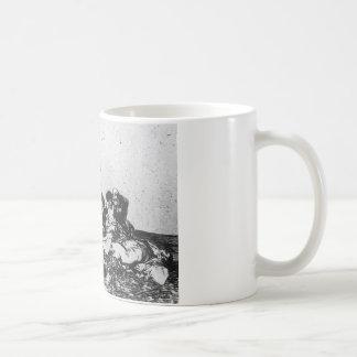 Mug Le plus mauvais est de prier par Francisco Goya
