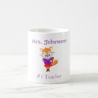 Mug Le professeur du numéro 1 personnalisent