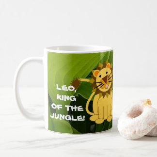 Mug Le Roi Of The Jungle