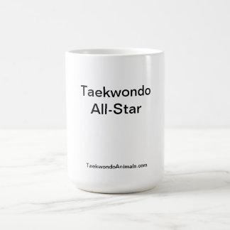 Mug Le Taekwondo All-Star