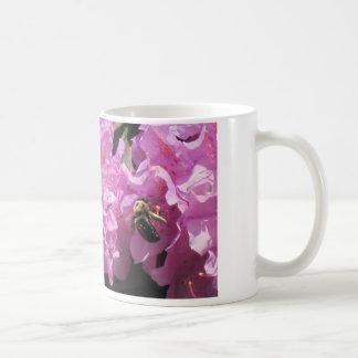 Mug Le travail d'une abeille