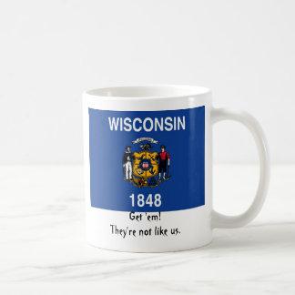 Mug Le Wisconsin : Obtenez-les ! Ils ne sont pas comme