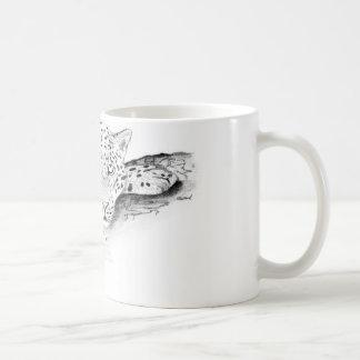 Mug Leopard_by James Smith
