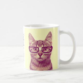 Mug Les amoureux de les chats sont les personnes les