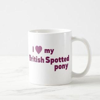 Mug Les Anglais ont repéré le poney