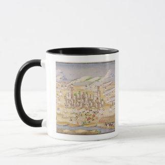 Mug Les batailles autour de Thebes, plaquent 22 du