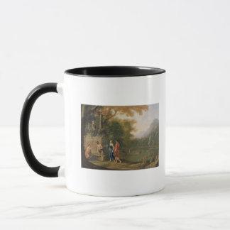Mug Les bergers d'Arcadien