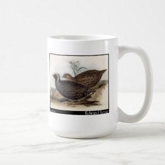 Mug Les cailles de l'Himalaya d'Edward Lear