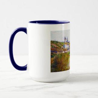Mug Les collines de Vetheuil, Claude Monet 1880 frais,