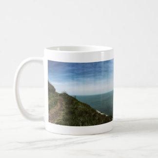 Mug Les falaises blanches de Douvres