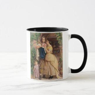 Mug Les tendons de la vieille Angleterre, 1857 (la