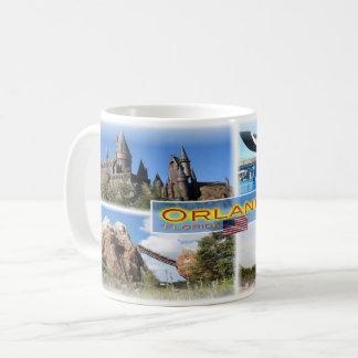 Mug Les USA Etats-Unis - La Floride - Orlando -
