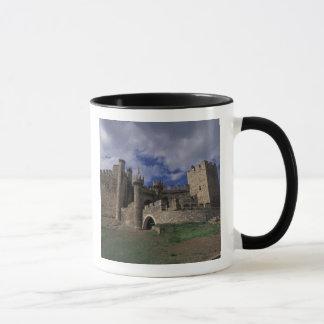 Mug L'Europe, Espagne, Ponferrada, Léon. Templer
