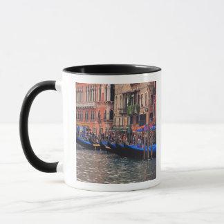 Mug L'Europe, Italie, Venise, gondoles dans le canal
