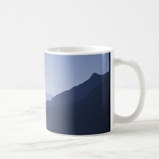 Mug Lever de soleil dans les Alpes