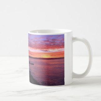 Mug Lever de soleil de Santa Cruz