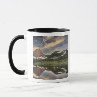 Mug Lever de soleil et réflexion, parc national de