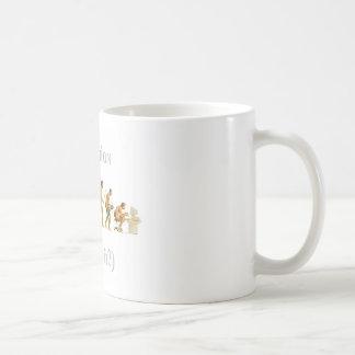 Mug L'évolution ou est lui