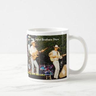Mug L'exposition de frères de Taylor