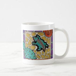 Mug Lézard de cactus