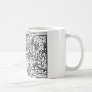 Mug L'homme riche la reine par Hans Holbein le plus