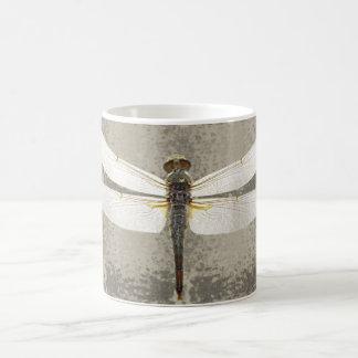 Mug Libellule d'écumoire de tache de l'Alaska quatre