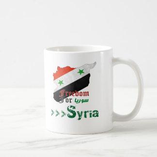 Mug Liberté syrienne