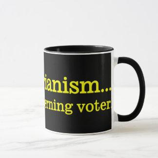 Mug Libertinage, le choix de l'électeur éclairé