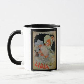 "Mug ""Lidia"", 1895 (litho de couleur)"