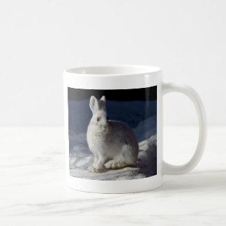 Mug Lièvres de raquette d'Alaska