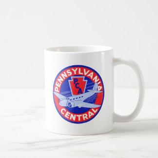 Mug Lignes aériennes de central de la Pennsylvanie
