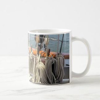 Mug Lignes de voilier