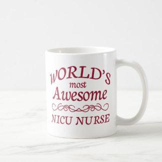 Mug L'infirmière du NICU la plus impressionnante du