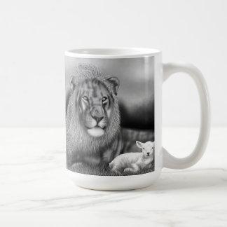 Mug Lion et l'agneau